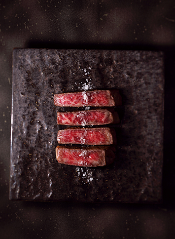 ステーキ Oriental ランチ