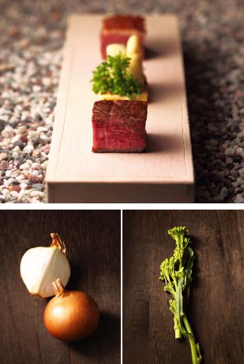 「極」 神戸ビーフプレミアムディナー