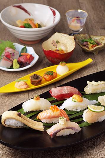 楓 ~季節の味覚と寿司の会席~
