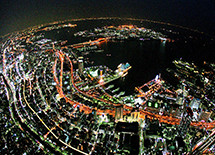 【クリスマスプラン】エアクルーズチケット付き 神戸の夜景を独占(朝食付き)