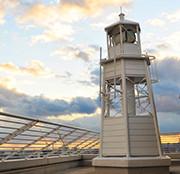 11月1日は、灯台記念日。日本で唯一の「ホテルに建つ公式灯台」を一般公開!