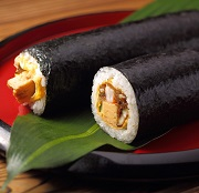日本料理「石庭」 恵方巻き