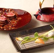 ステーキハウス「オリエンタル」 賞味会「器の美 料理の美」