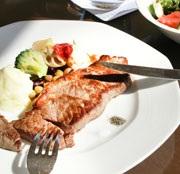 <期間限定>テラスレストラン「サンタモニカの風」 ランチ&ディナー<br>~旨味ステーキ※1 食べ放題プラン フレンチトースト付き~