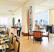 テラスレストラン「サンタモニカの風」<br>7/1~ ブッフェ営業再開