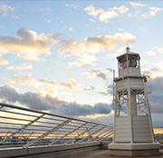 11月1日「日本で唯一ホテルに建つ公式灯台」一般公開中止のお知らせ